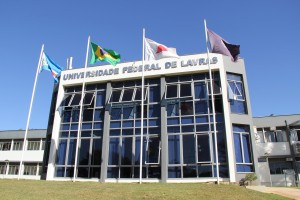 Universidade Federal de Lavras - prédio pró-reitorias